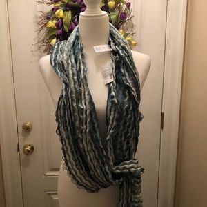 NWT MAURICES SCARF
